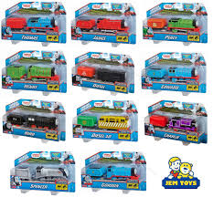 Trackmaster Tidmouth Sheds Playset by Thomas And Friends Trackmaster Revolution Motorized Engine Trains