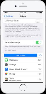 Show the battery percentage on your iPhone or iPad Apple Support