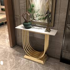 italienisch stil licht luxus halle tisch eisen wohnzimmer