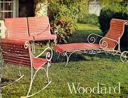 Vintage Woodard Patio Chairs by Patio Furniture Time Woodard Furniture Smithsonian Libraries