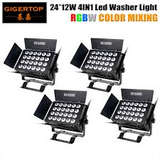freeshipping 4xlot indoor wall washer lighting 320w high power led