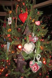 Griswold Christmas Tree Ornament by The Fortnightly Kitti Carriker A Story About A Tree