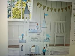 Pottery Barn Kids Ice Castle Royal Doll Dollhouse House Ooop New