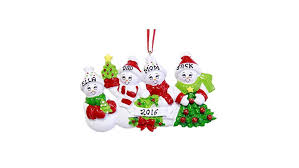 Frosty The Snowman Christmas Tree Ornaments by Top 40 Best Christmas Tree Ornaments For 2017