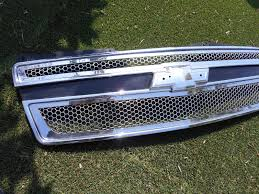 Used Chevrolet Truck Grilles For Sale