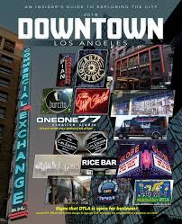 Conga Room La Live Calendar by 2018 Downtown Los Angeles By Los Angeles Downtown News Issuu