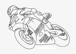Motorcycle Coloring Pages Photos