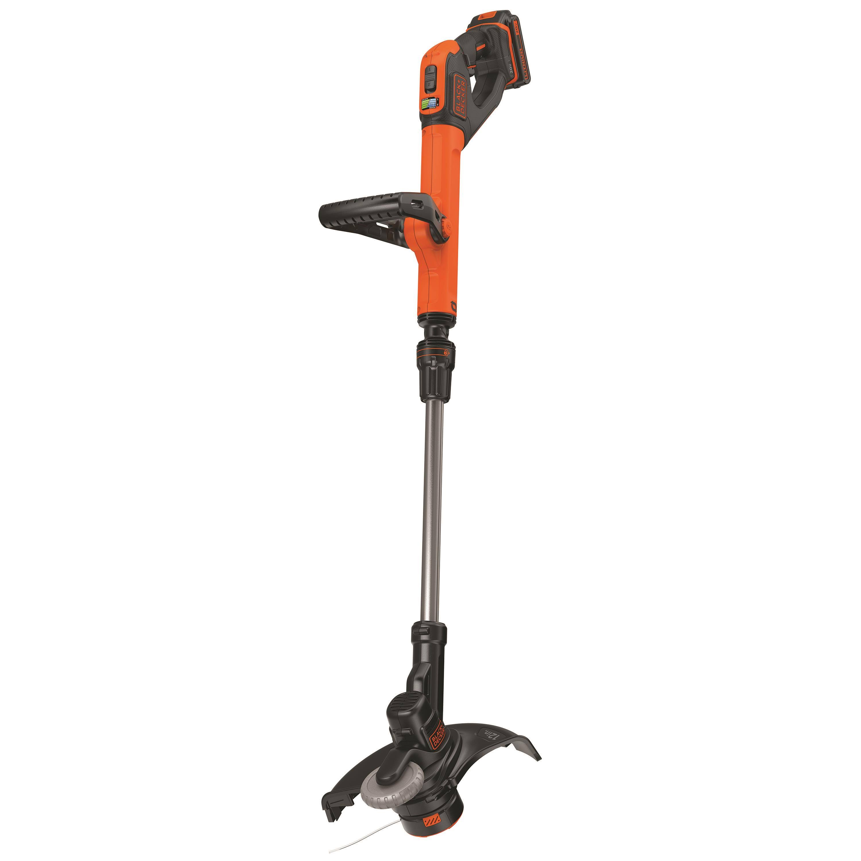Black & Decker 2 In 1 String Grass Trimmer - 20V, 12""