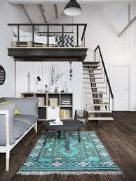 100 Small Modern Apartment 37 Creative Attic Scandinavian Style That