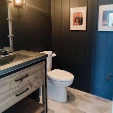 17 beautiful black bathroom ideas