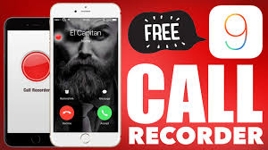 FREE Call Recorder for iOS 9 10 iPhone 7 and below Record