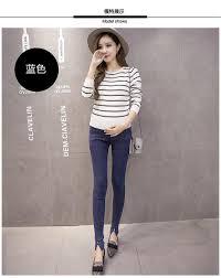 winter maternity jeans with velvet pregnancy pants denim maternity