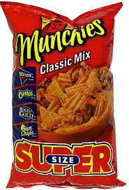 Doritos Snack Mix Classic Super Size 250 Oz Nutrition
