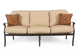 Agio Patio Furniture Covers by Agio Heritage Select Patio Sofa Mathis Brothers Furniture