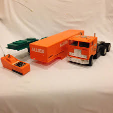 100 Vintage Semi Trucks For Sale Pro Cision Allied Van Lines 18 Wheeler Radio Control Rc