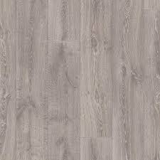 Shop Pergo Silver Oak Wood Planks Laminate Flooring Sample Dark