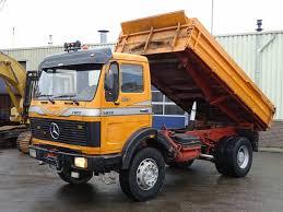 100 4x4 Dump Truck For Sale MERCEDESBENZ 1922 Kipper V6 Good Condition Dump Trucks For Sale
