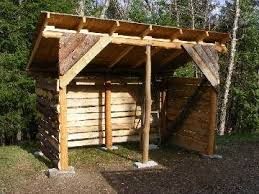 173 best woodshed wood storage firewood rack images on