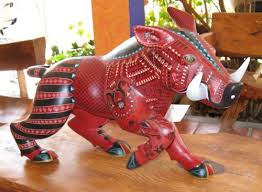 A Rich Wood Carving Tradition In Oaxaca Mexico