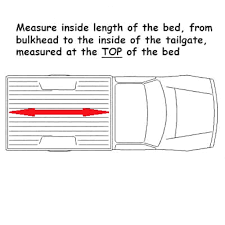 100 Pickup Truck Bed Dimensions Chart Size Intended For The Chart