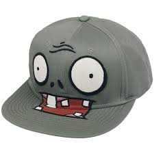 Brains Gorra Snapback Por Plants Vs Zombies 2499 U20ac En EMP