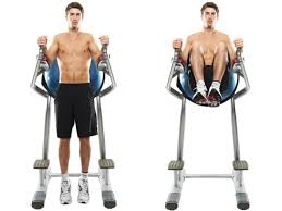 Abs Roman Chair Knee Raises by Hanging Leg Raises The Only Ab Exercise Worth Doing