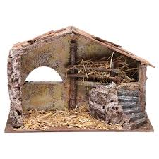 Nativity Scene Hut With Ladder And Barn | Online Sales On HOLYART.com Was Jesus Really Born In A Stable Nativity Scene Pictures Hut With Ladder And Barn Online Sales On Holyartcom Scenes Nativity Sets Manger Display Yonderstar Handmade Wooden Opas Scene Christmas Set Outdoor Manger Family Wooden Setting House Red Roof Trough 2235x18 Cm For Vintage Wood Creche Religious Amazoncom Fontani 5 54628 Stable Fountain 28x42x18cm Fireplace 350x24 Bungalow Like Neapolitan 237x29cm