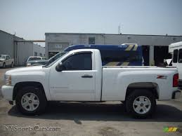 Chevrolet Silverado 4.8 2007 | Auto Images And Specification
