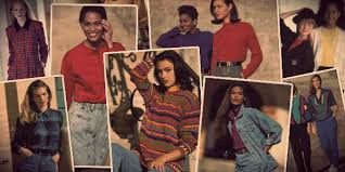 1990s Fashion Women Girls