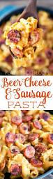 Ichabod Pumpkin Beer Calories by Best 25 Sausage Pasta Recipes Ideas On Pinterest Chicken