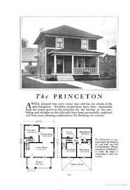 American Foursquare Floor Plans Modern by Maybe Your Foursquare House Is From A Catalog Foursquare House