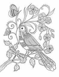 Embroidery Pattern From Marica Zottino On Behance