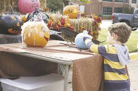 Napa Pumpkin Patch Hours by Pumpkin Patch Fundraiser Successful In Second Year News