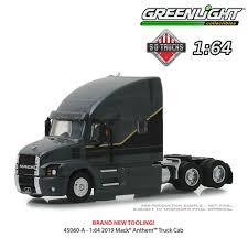 100 Mack Truck Models Greenlight 164 Diecast Model Car 2019 Anthem Cab SD