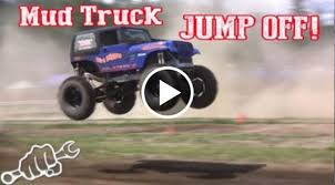 Mud Truck Jump Off – Barnyard All Terrain – Speed Society