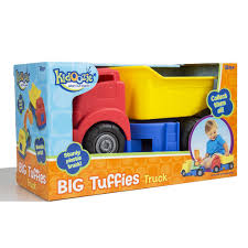 Big Tuffies Dump Truck - Toy Sense