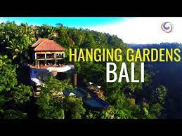 104 Hanging Gardens Bali Hotel Luxury Escapes Of Youtube