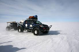 100 Toyota Artic Truck Arctic S Expedition To South Pole Page 3 Expedition