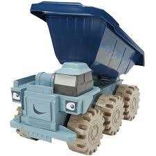 100 Bob The Builder Trucks Mega Machines Mega Thud Dump Truck Vehicle Walmartcom