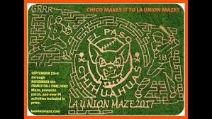 Las Cruces Pumpkin Patch by La Union Maze To Feature Chico The Chihuahua Kvia