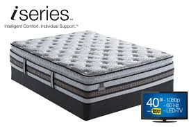 Serta Dog Beds by Iseries By Serta Approval Queen Super Pillow Top Mattress