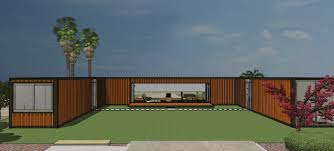 100 Shipping Container Beach House China 3 Unites 40FT Prefabricated And Mobile