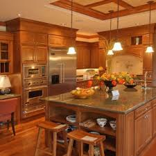 Kitchen Rustic Style Design Ideas For Various Spaces Large Modern