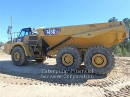 Caterpillar 745C - Articulated Dump Truck (ADT), Price: £305,398 ...