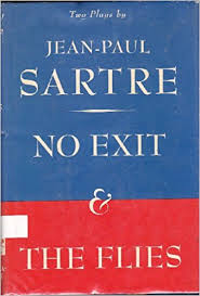 No Exit And The Flies Jean Paul Sartre Amazon Books