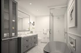 Bathrooms Designs Meshberg Are Known For Their Minimalistic Bathrooms