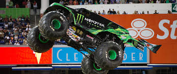 100 Monster Truck Show Miami Jam Marlins Park Mommy Mafia