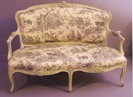 canape louis 15 louis xv style grey painted canape settee c1800 item 6830 for