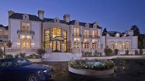 Alpine Mega Mansion Floor Plan by In Beverly Hills The Dream Mansion Of A Clothier To The Stars