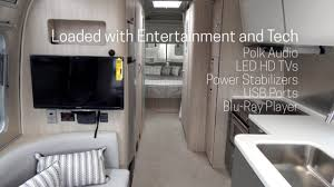 100 Inside An Airstream Trailer See Inside The 2018 Globetrotter 27FBQ London Grey YouTube